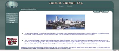 James Campbell Esq