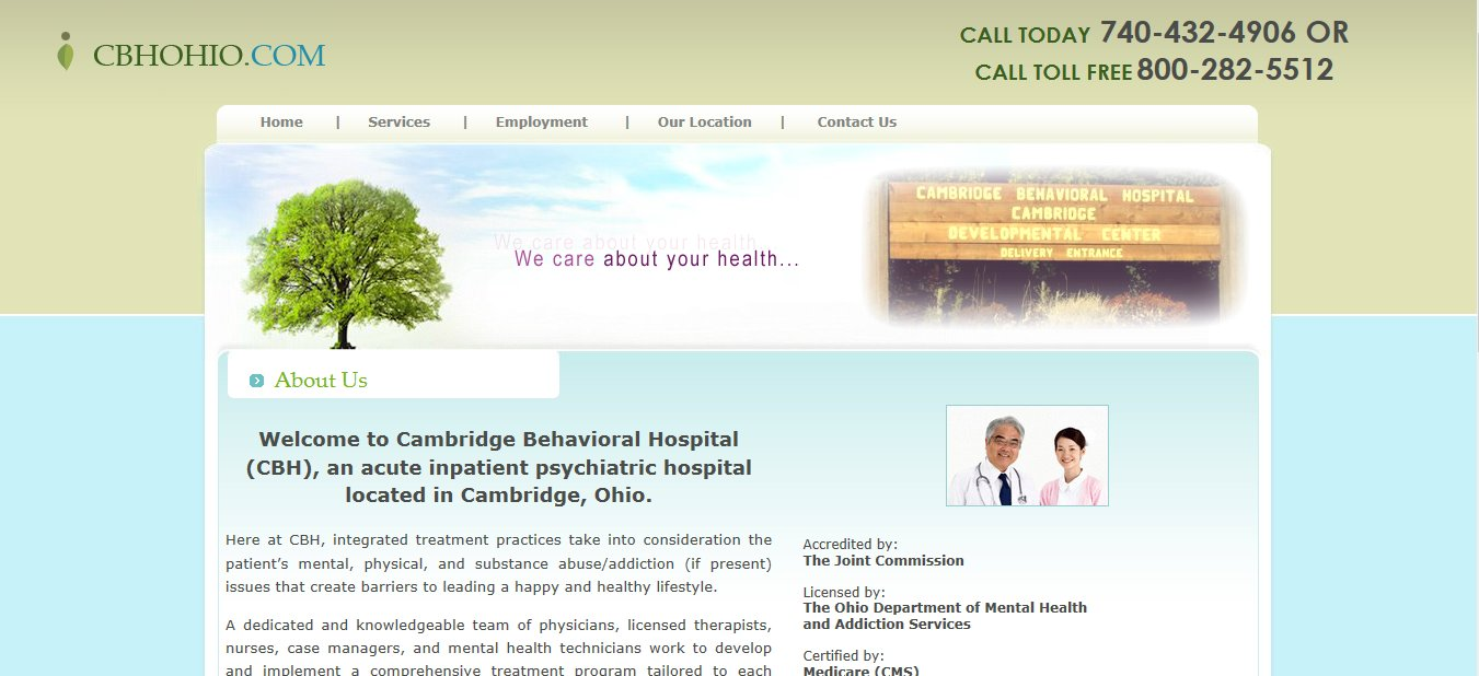 Cambridge Behavioral Hospital